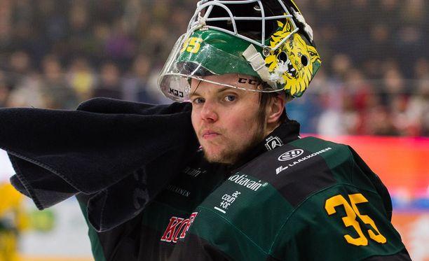 Antti Lehtonen selvisi kuin koira veräjästä.
