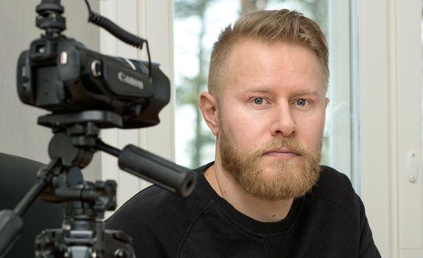 Lauri Salovaara aikoo olla miljonääri ennen kuin täyttää 40 vuotta.