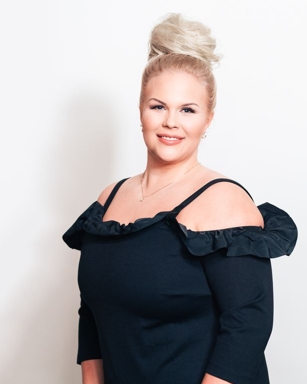 Niina Luukkonen.