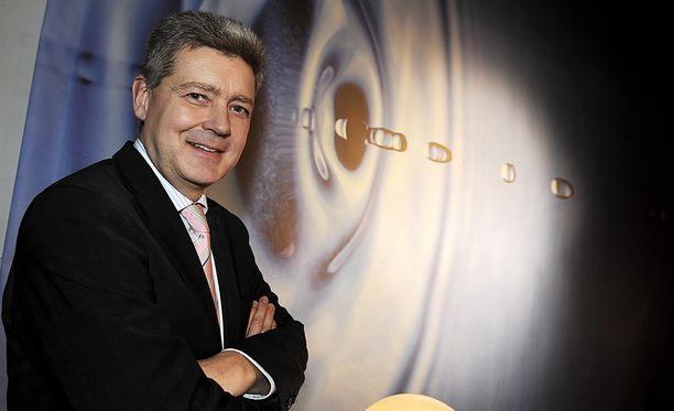 Lauri Kivinen on ollut Yleisradion toimitusjohtaja vuodesta 2010.
