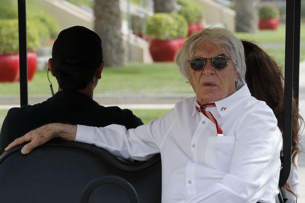 Mäkinen toivoo WRC:hen omaa Bernie Ecclestonea, voimahahmoa, joka saa asioita tapahtumaan. Ecclestone luopui formula ykkösten vallankahvasta vuoden 2017 alussa.