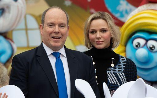 Monacon ruhtinatar Charlene on kuvissa eksyneen ja surullisen näköinen - kertoo nyt harvinaisessa haastattelussa, miksi