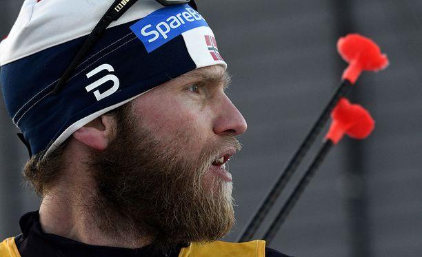 Martin Johnsrud Sundbyn vamma vaatii muutamien viikkojen kuntoutuksen.