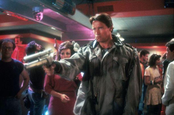 Iso-Arska Terminator-elokuvassa vuonna 1984.