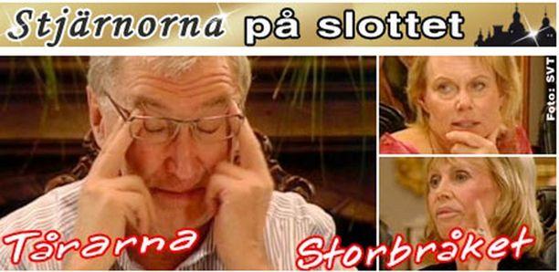 Arja Saijonmaa pääsi taas otsikoihin Ruotsissa.
