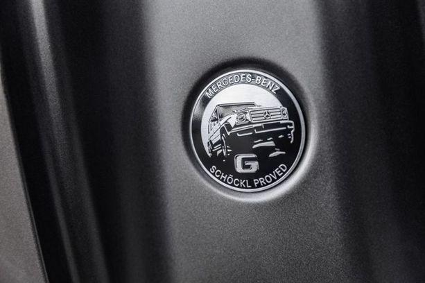 Nyt ei puhuta mistään katumaasturista. G-sarjan autot testataan Itävallan vuoristossa.