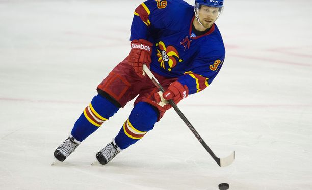 Niko Kapanen on varsinainen KHL-konkari.