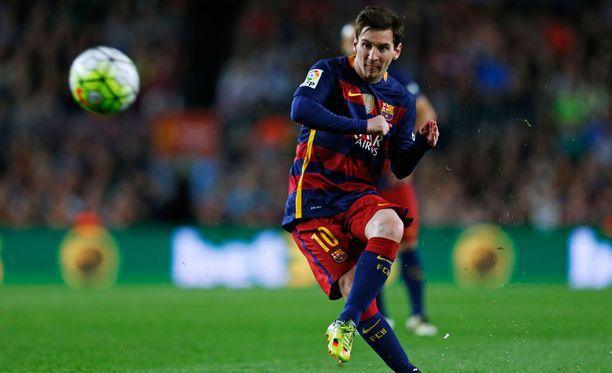 Lionel Messi tuomittiin veropetoksesta.