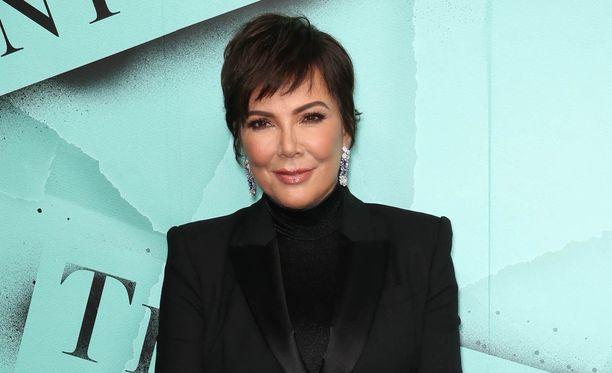 Kris Jennerillä on yhteensä peräti kuusi lasta.