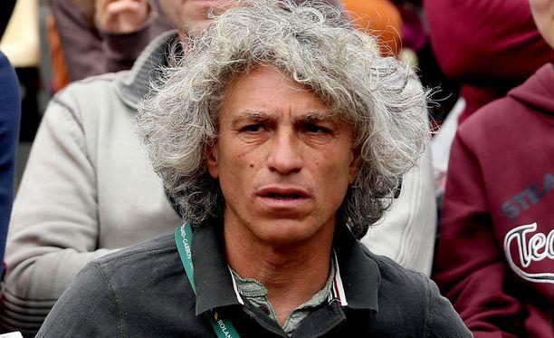 Sergio Giorgin mukaan naistenniksessä esiintyy dopingia.