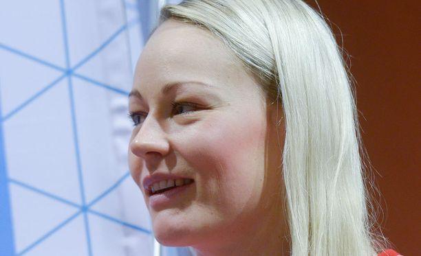 Anne Kyllönen valmistautuu marraskuun lopussa Rukalla alkavaan maailmancupkauteen.