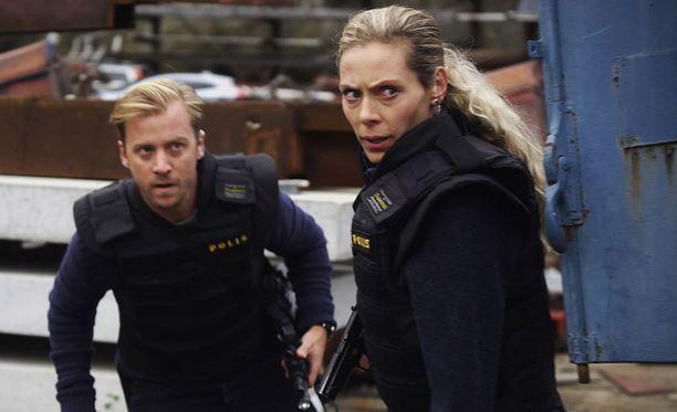 Eva Röse on näytellyt Maria Werniä vuosikaudet ja vakuuttanut roolisuorituksellaan myös suomalaiset tv:n katselijat.
