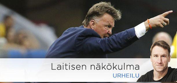 Pronssi oli enemmän kuin kukaan joukkueen ulkopuolelta odotti päävalmentaja Louis van Gaalin Hollannilta.