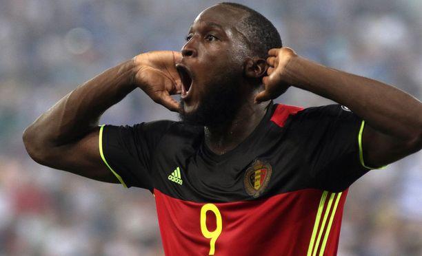 Romelu Lukakun puskumaali johdatti Belgian ensi kesän MM-turnaukseen.