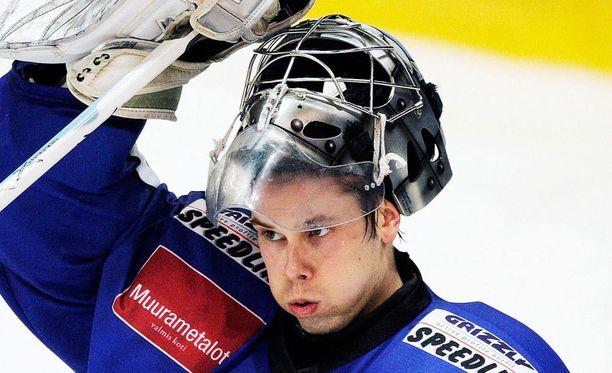 Mika Norja loukkaantui vakavasti Ruotsissa.