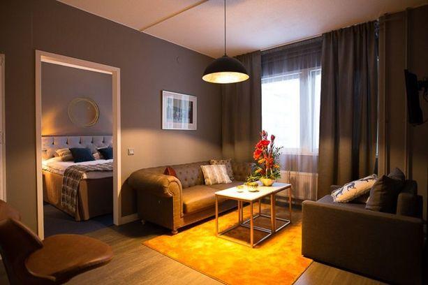Rovaniemen kaupungin rakennusvalvonnalta halutaan selkeä kanta siihen, ovatko nämä Golden Circle Suitesin luksussviitit asuntoja vai ammattimaista majoitustoimintaa.