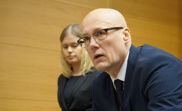 Esa Laiho sai käräjäoikeudessa 4,5 vuoden vankeustuomion.