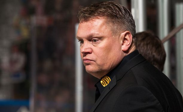 Pekka Virta ei ollut tyytyväinen KalPan otteisiin.