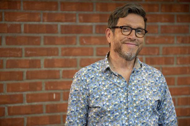 Jouko Keskinen tähditti Salatut elämät -sarjaa liki viisi vuotta.