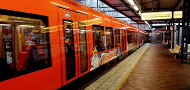 Automatisoitu liikenne on tarkoitus aloittaa vuonna 2013.<br>