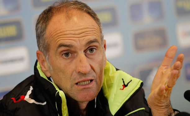 Francesco Guidolin liittyy Swansean valmennusportaaseen.