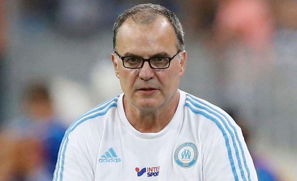 Tätä herraa ei enää nähdä Marseillen peräsimessä.