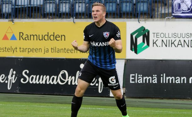 Benjamin Källman siirtyy lainalle Dundee FC:n paitaan.