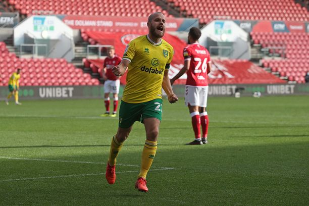 Pukki osui lokakuun lopussa Bristol Cityä vastaan.