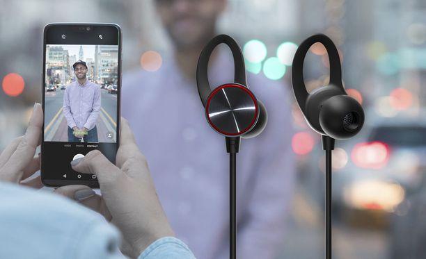 Bullet Wireless -kuulokkeet kestävät vettä.