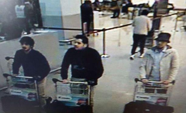 Belgialaistutkijat epäilevät terroristien ehkä suunnitelleen ydintutkimusohjelman johtajan sieppaamista.