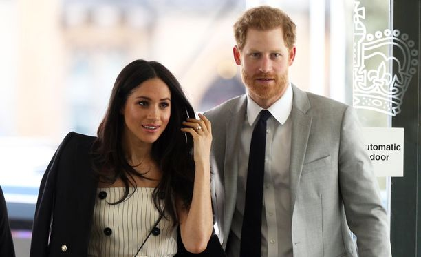 Meghan Markle ja prinssi Harry vihitään 19. toukokuuta Windsorissa.