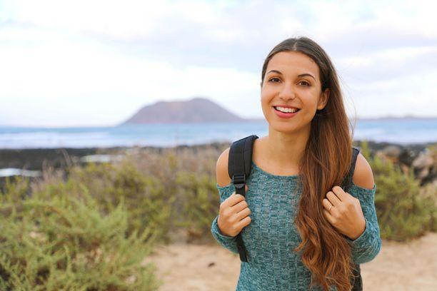 Fuerteventura on hyvä kohde aktiiviselle lomalle. Vesiurheilulajien lisäksi siellä voi esimerkiksi patikoida.