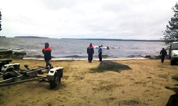 Venäjän Karjalassa sijaitseva Säämäjärven kesäleiri on nyt suljettu.