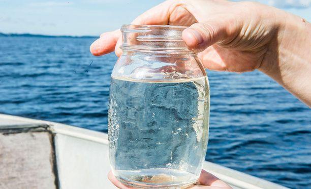 Järvien kuivuminen on ongelma eri puolilla maailmaa. Näsijärven veden laatu ja määrä on toistaiseksi hyvä.