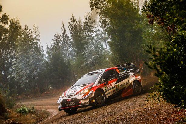 Kris Meeke (GBR) Paul Nagle (IRL) - Citroen C3 WRC Motorsport Rallye WM AUTOMOBILE: Rallye du Chili - WRC - 12/05/2019 SPresse/Panoramic PUBLICATIONxNOTxINxFRAxITAxBEL