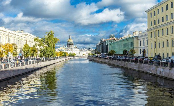 Tähän mennessä trollitehtaan arviolta noin 800 työntekijää ovat työskennelleet Pietarin keskustan tuntumassa.