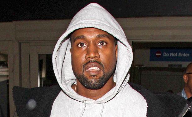 Kanye Westin sekava käyttäytyminen menee yhä synkemmäksi.
