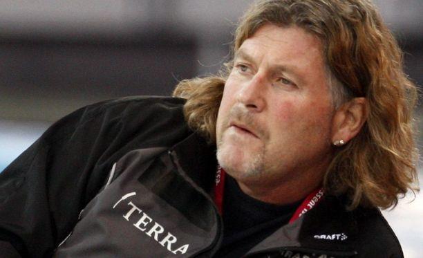 Peter Mueller on olympiavoittaja.