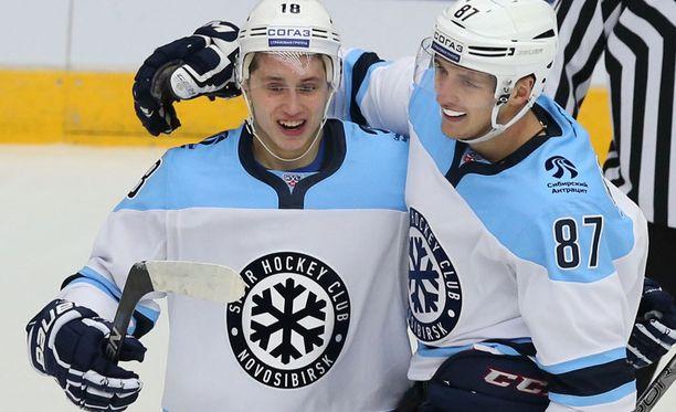 Juhliiko Sibir maaleja myös tänään Latviassa?