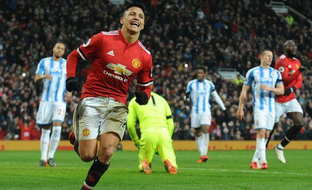 Alexis Sánchezin siirto Old Traffordille tuotti Manchester Unitedille uuden some-ennätyksen.