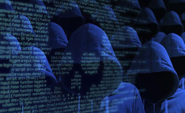 Kyberhyökkäykset kohdistuvat yhä useammin yrityksiin sekä viranomaisiin.
