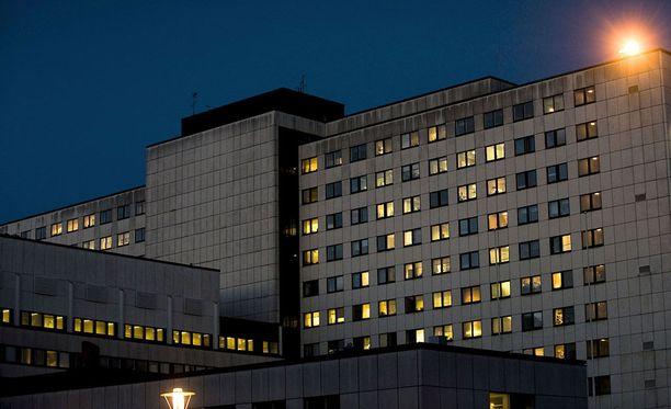 Tapaus sattui toukokuussa Tays Keskussairaalassa Tampereella.