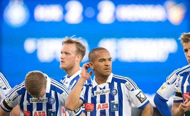 Hallitseva mestari HJK joutui tyytymään tiistaina tasapeliin Honkaa vastaan.