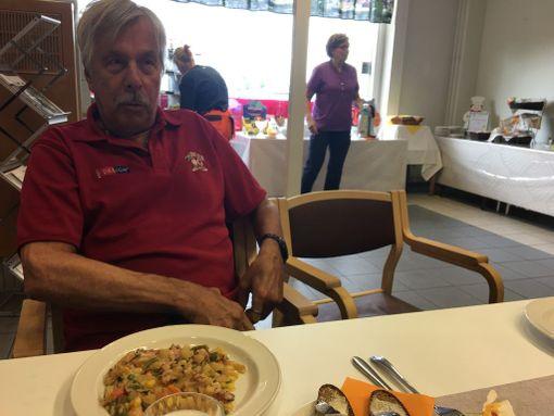 Alpo Pelttarin harrastukset ovat pitäneet hänet elämässä kiinni eläkkeelläkin.