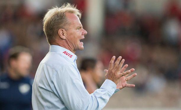 RoPS:n päävalmentaja Juha Malinen johtaa joukkonsa HJK:n vieraaksi sunnuntaina. Panoksena on mestaruus.