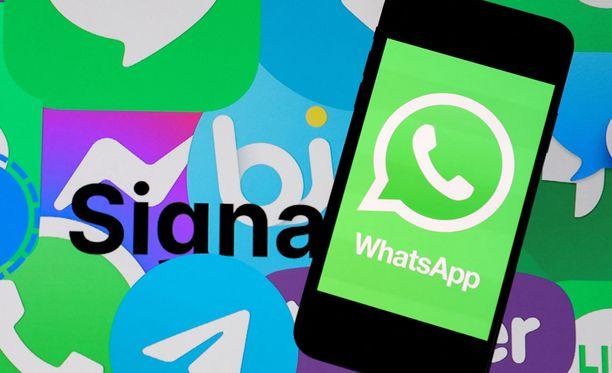 Whatsapp haluaa tarjota käyttäjilleen paremmin tietoa uusista käyttöehdoista.