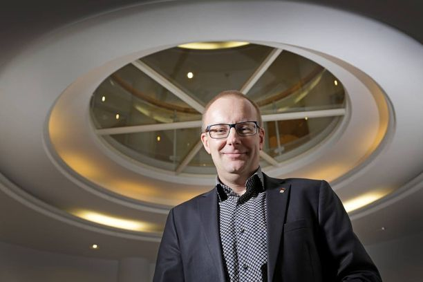 JHL:n puheenjohtaja Jarkko Eloranta on vahvin ehdokas SAK:n uudeksi puheenjohtajaksi.