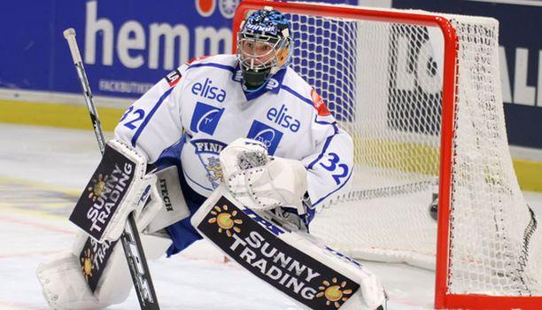 Antti Niemi näytti kaikille omat kykynsä.