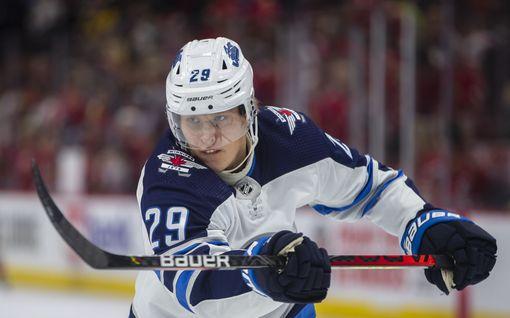Video: Patrik Laineelta upea laukaus – jopa NHL-konkari jäi sanattomaksi