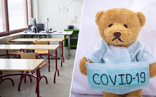Sipoonjoen koulussa toinen koronavirustartunta – Näissä kaikissa kouluissa on tartuntoja